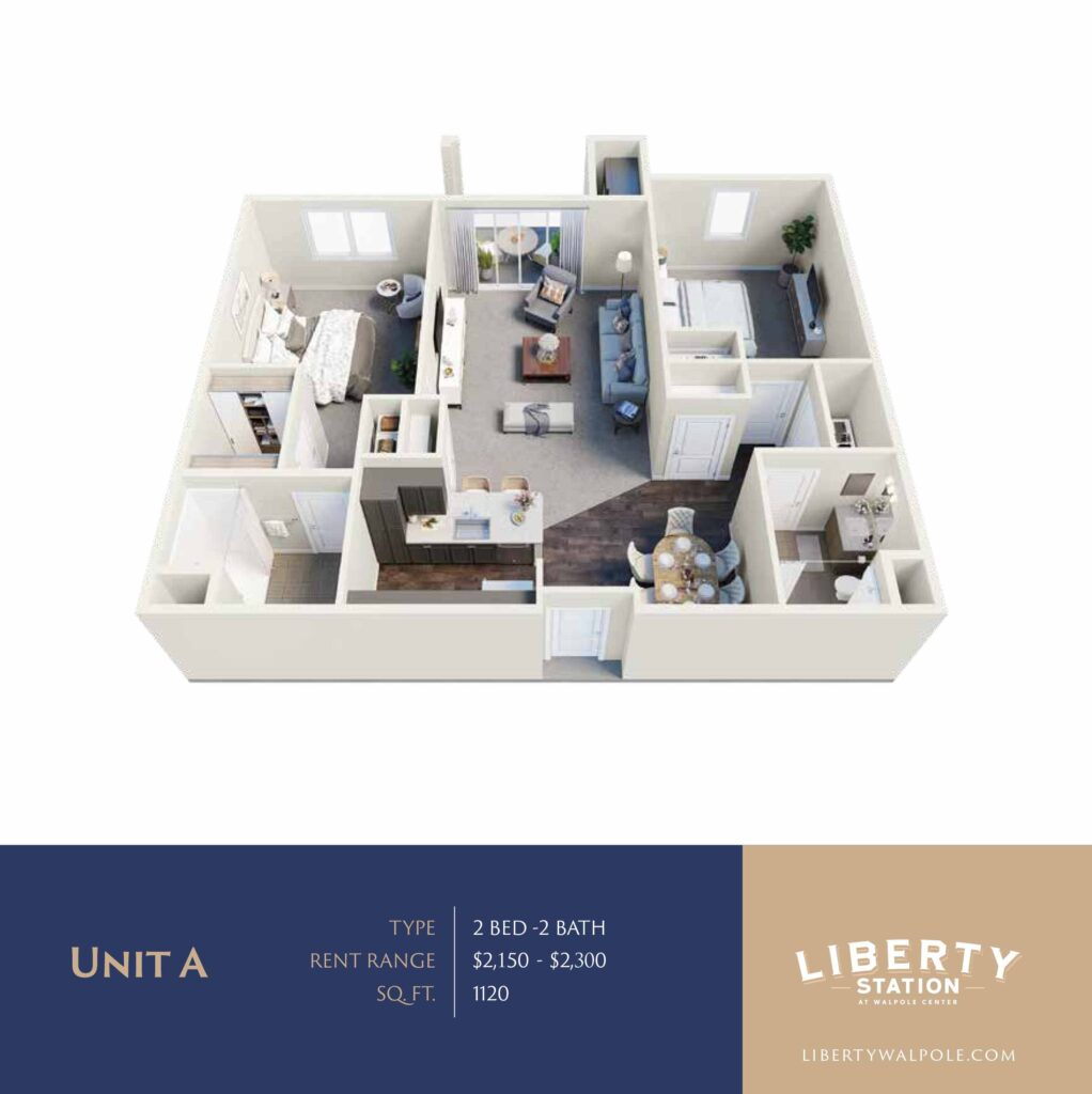 Liberty Station Unit A revised price