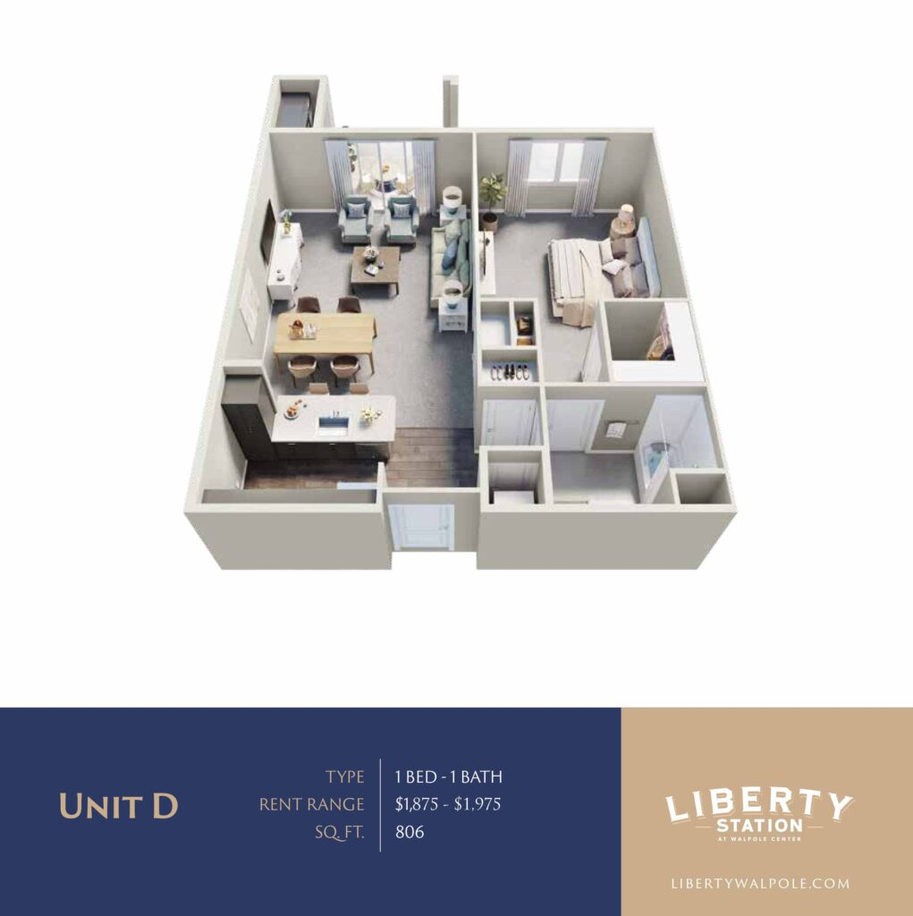 Liberty Station unit D revised price